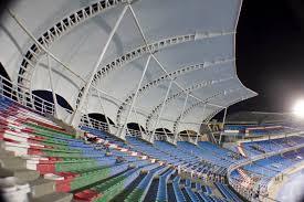ingeniería en estadios de fútbol